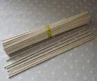Round Bamboo Skewer without Tip