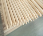 Round Bamboo Skewers with Blunt Tip