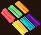Colorful Wooden Coffee Stirrer